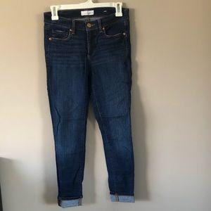 Loft Modern Skinny Crop Jeans